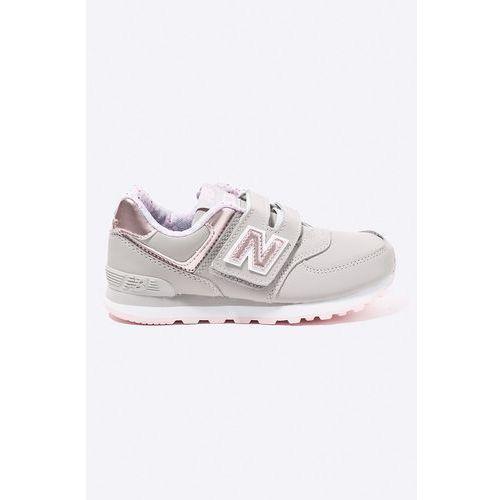 New balance - buty dziecięce kv574f1y