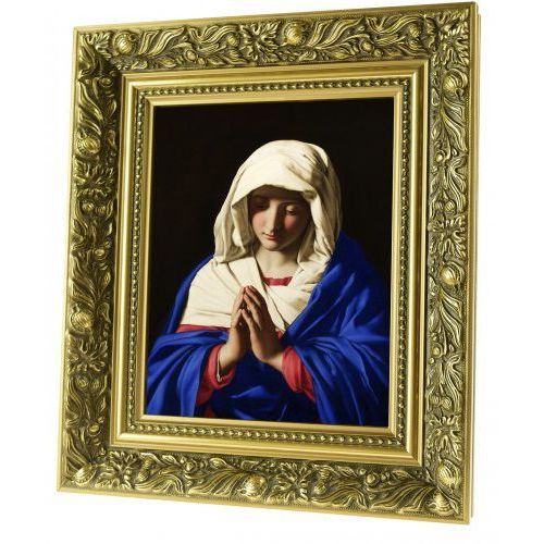 Obraz ceramiczny Matka Boża modląca się