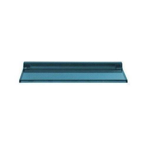 Półka łazienkowa shellfish niebieska marki Kartell