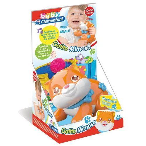 Kotek Pieszczoszek, zabawka interaktywna CLEMENTONI, AM_8005125600915