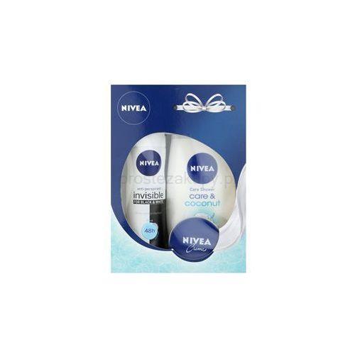 Nivea Invisible Black & White Pure zestaw kosmetyków I. + do każdego zamówienia upominek. ()