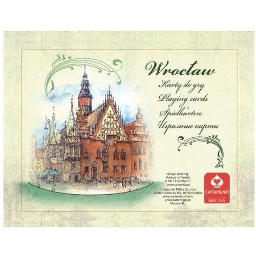 Cartamundi Karty akwarele wrocław 2x55 listków