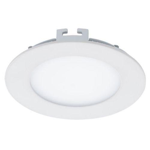 Plafon Eglo Fueva 1 94051 lampa oprawa wpuszczana downlight oczko 1x5,5W LED biały okr.
