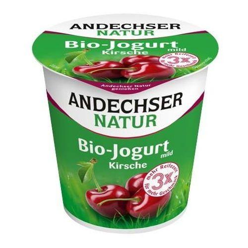 Andechser Jogurt wiśniowy 3,7% bio 150 g natur (4104060028441)
