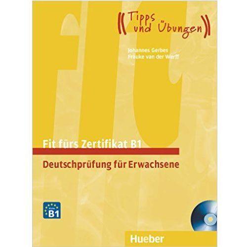 Fit furs Goethe-Zertifikat B1 LB /CD gratis/ (167 str.)