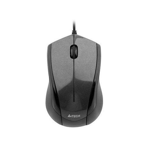 Mysz v-track n-400 szaro-czarny marki A4tech