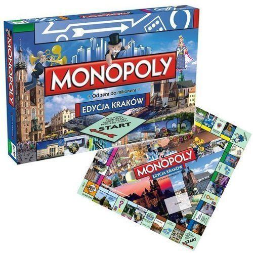 Hasbro monopoly kraków ang marki Winning moves