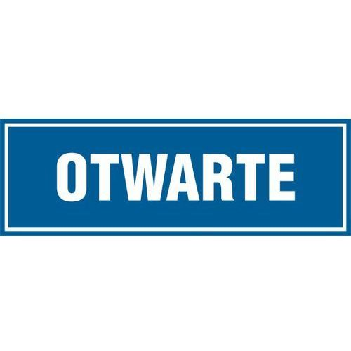 Otwarte od producenta Top design