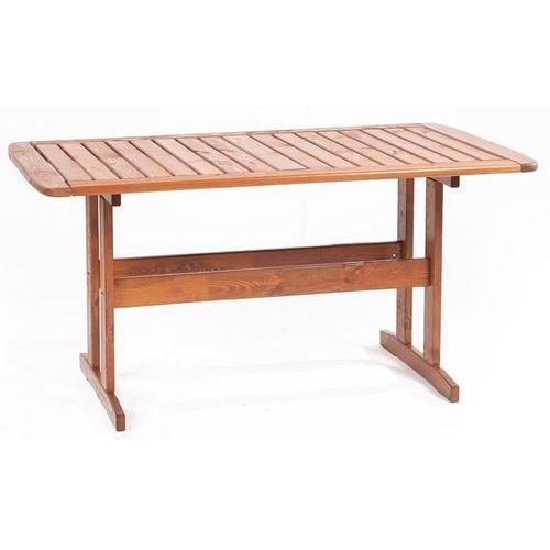 stół sosnowy skeppsvik marki Riwall