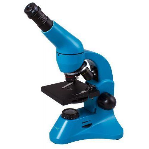 Mikroskop  rainbow 50l plus azure\lazur marki Levenhuk