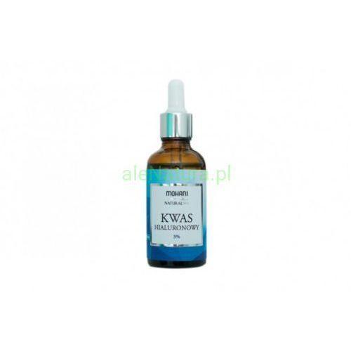 trójaktywny kwas hialuronowy żel 3% (50ml) marki Mohani