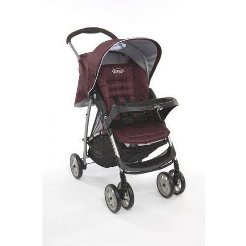 OKAZJA - Wózek  mirage plus plum + darmowy transport! marki Graco