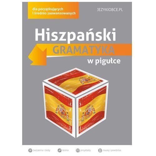 Hiszpański Gramatyka w pigułce - Wysyłka od 3,99 - porównuj ceny z wysyłką, Edgard