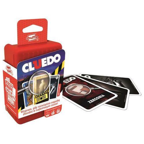 CARTAMUNDI Gra Shuffle Cluedo PL (5411068020575)