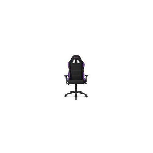 gaming chair k7012 (czarno-fioletowy) marki Akracing
