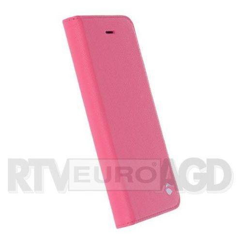 malmö foliocase iphone 7 (różowy) wyprodukowany przez Krusell
