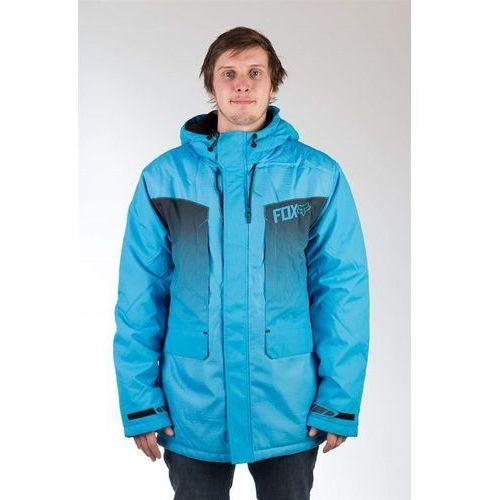 kurtka FOX - Disrupt Blue + NAKRČNÍK ZDARMA (002) rozmiar: XL, kolor niebieski