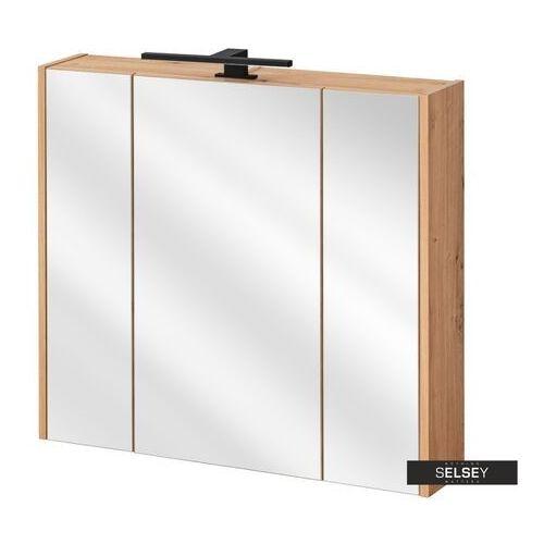 szafka łazienkowa herime wisząca 80 cm marki Selsey