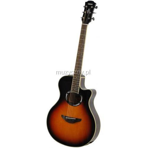 Yamaha apx 500 iii vsb gitara elektroakustyczna, vintage sunburst - OKAZJE