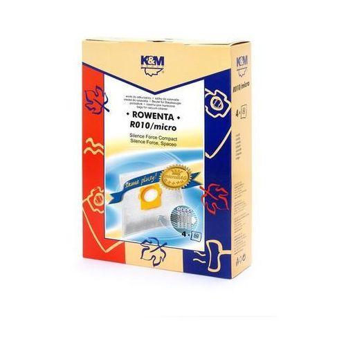 Worek do odkurzacza K&M R010 Micro (4 sztuk) (5907804881406)