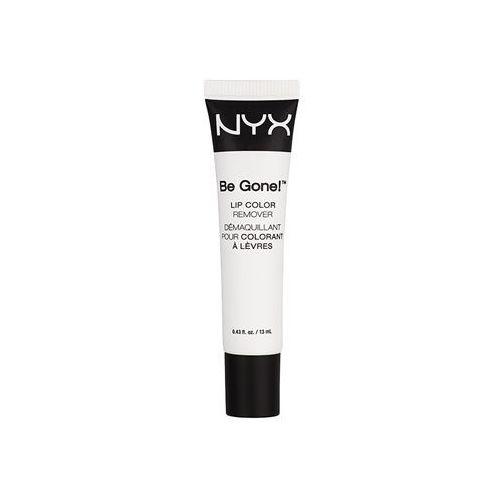 Nyx professional makeup  be gone! balsam do ust usówający kolorowe pomadki 2w1 13 ml