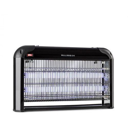 Waldbeck mosquito ex 5000 lampa owadobójcza 38 w światło uv 150 m² kolor czarny (4060656102080)