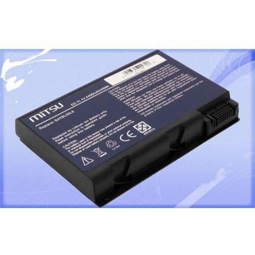 Mitsu Akumulator / bateria acer tm2490, aspire 3100