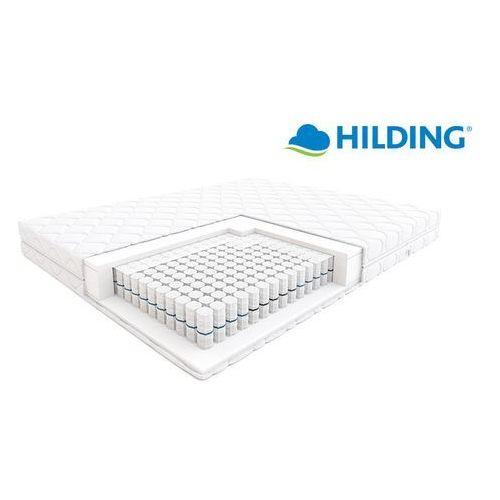 step - materac kieszeniowy, sprężynowy, rozmiar - 80x200, twardość - twardy, pokrowiec - silver najlepsza cena, darmowa dostawa marki Hilding