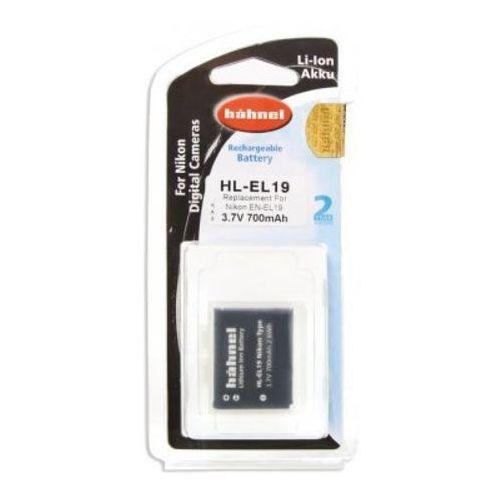 Akumulator Hahnel HL-EL19 (nikon) -darmowy odbiór osobisty! z kategorii Akumulatory dedykowane