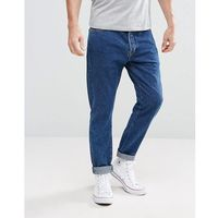 90's capsule jeans classic straight fit in mid blue - blue, Tommy jeans