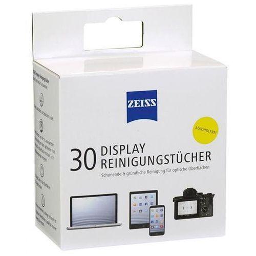 Chusteczki do czyszcz. ZEISS ekranów tabletów i laptopów 30 szt. białe, ZS581998