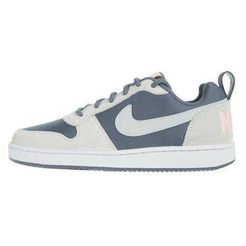 Nike Court Borough Low Premium Sneakers Niebieski Szary 39