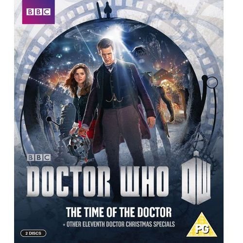 Doctor Who: The Time of the Doctor (Includes Other Eleventh Doctor Christmas Specials) (film)