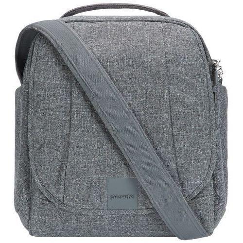"Pacsafe Metrosafe LS200 torba na ramię / na tablet 7"" / Dark Tweed - Dark Tweed"