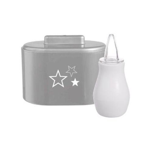 BEBE JOU Pojemnik na patyczki kosmetyczne Silver Stars