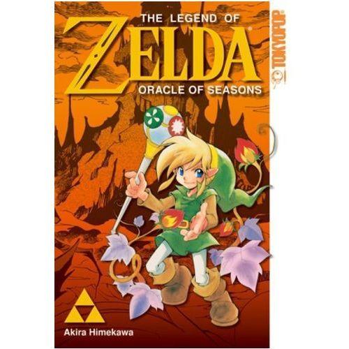 The Legend of Zelda - Oracle of Seasons. Tl.1 (9783867198059)