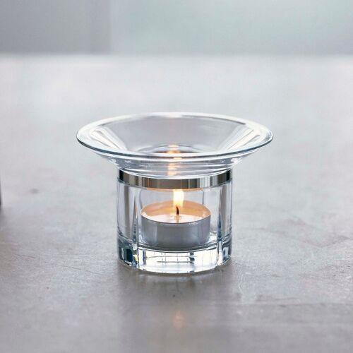 Rosendahl - 2 świeczniki, przeźroczyste