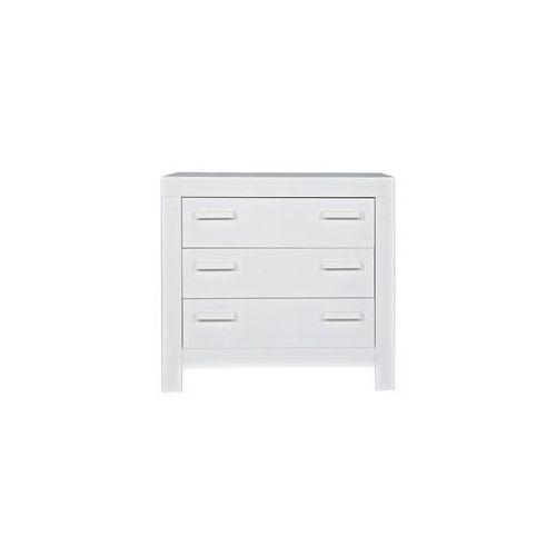 Woood Komoda z szufladami NEW LIFE vintage biała 363405-GBW (8714713040278)