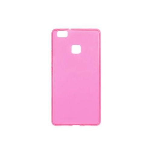 Huawei P9 Lite - etui na telefon Ultra Slim - różowy, kolor różowy