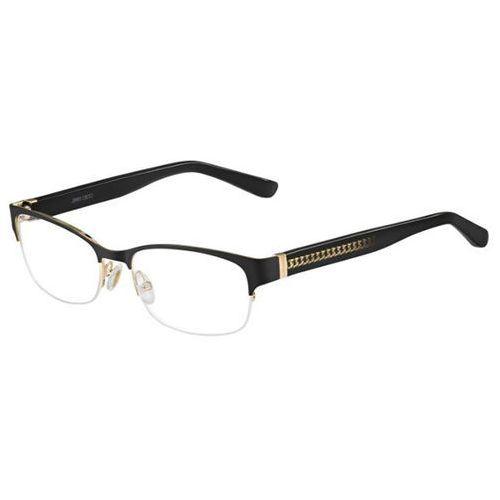 Okulary korekcyjne 128 16k marki Jimmy choo