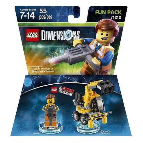 Lego dimensions - movie fun pack 71212 - emmet marki Avalanche studios