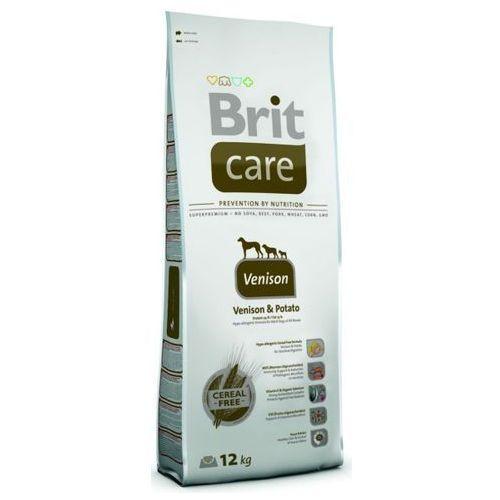 Brit  care venison & potato 12kg (8594031442646)