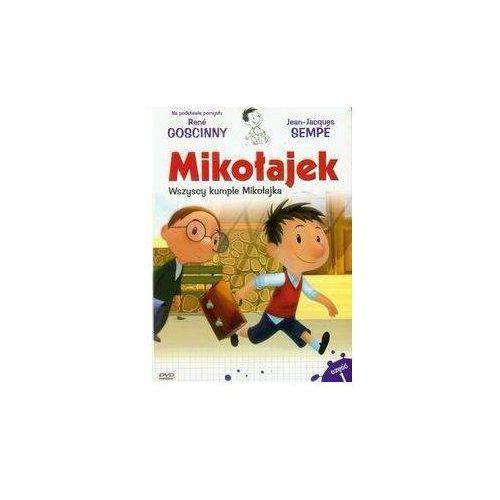 Film BEST FILM Mikołajek: Wszyscy kumple Mikołajka Le Petit Nicolas, towar z kategorii: Filmy animowane