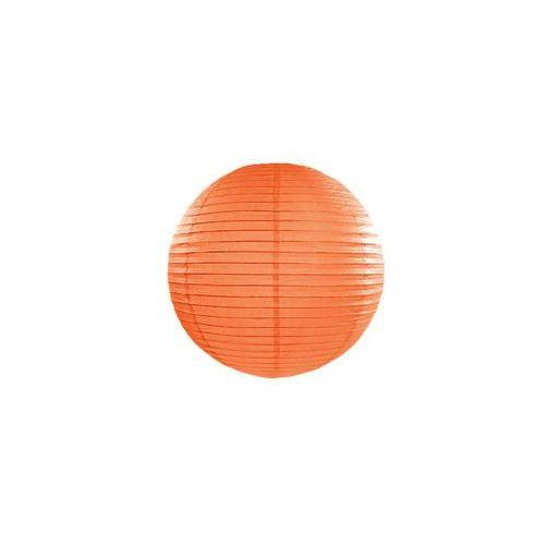 Party deco Lampion kula pomarańczowy - 20 cm - 1 szt. (5902230704725)