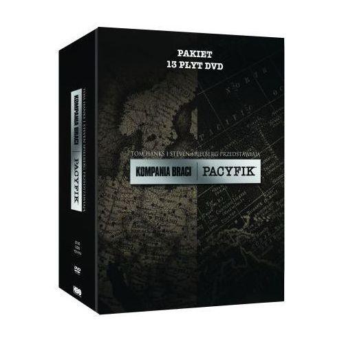 Galapagos Pacyfik / kompania braci (dvd) - różni (7321909314740)
