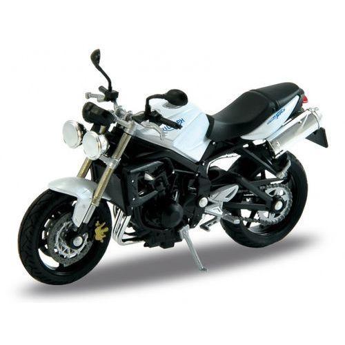 WELLY-MOTOR 1:18 TRIUMPH STREET TRIPLE z kategorii motory