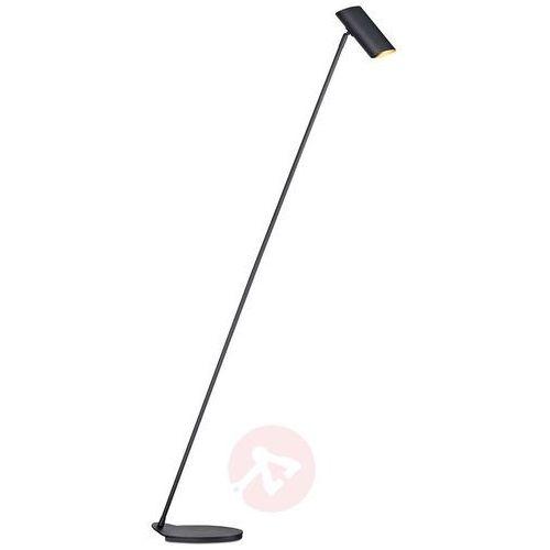19700/01/30 - lampa podłogowa hester 1xgu10/7w/230v czarna marki Lucide