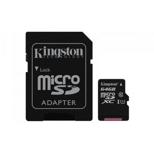 microsd 64gb marki Kingston