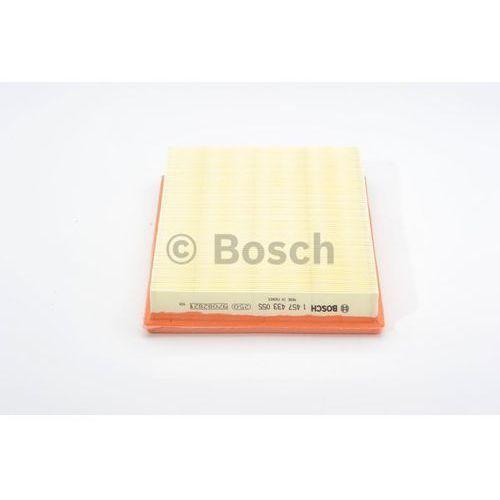 wkład filtra powietrza, silnik, 1 457 433 055 marki Bosch