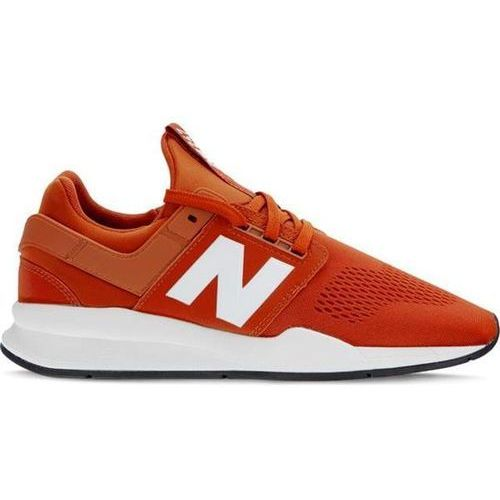 New balance ms247es vintage russet with white